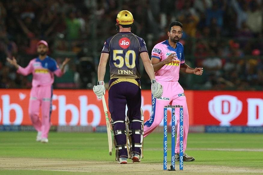 IPL मध्ये तिसऱ्यांदा स्टंपने केला घोटाळा, फलंदाज बादच होईना, पाहा VIDEO