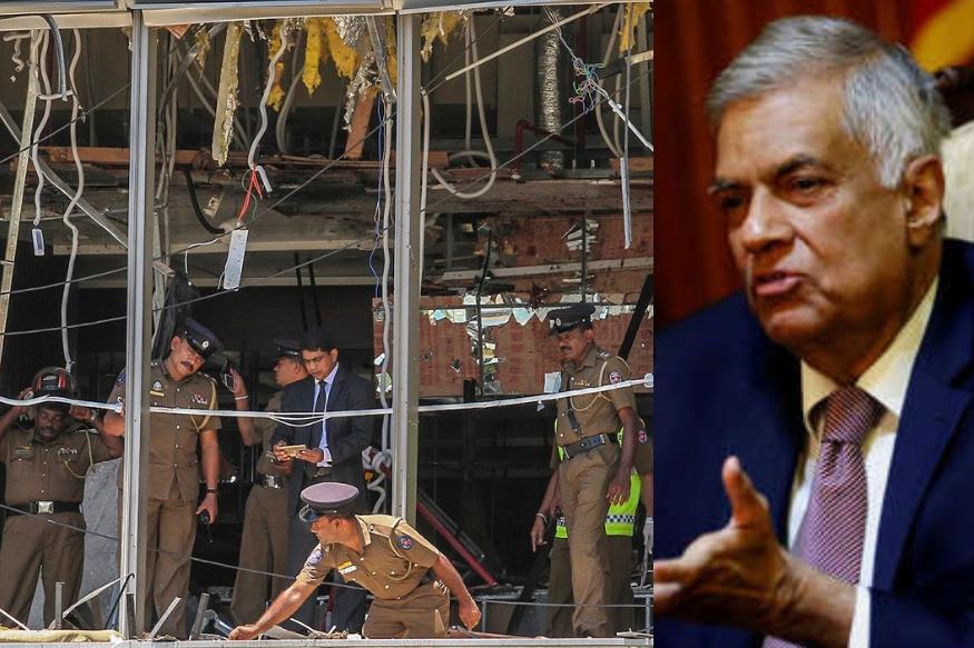 बॉम्बस्फोटाच्या कटाची माहिती असूनही पोलीस निष्क्रीय; श्रीलंकेच्या पंतप्रधानांचा गौप्यस्फोट