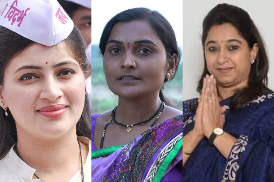 या 3 स्त्रिया मुख्यमंत्र्यांच्या विदर्भात देणार युतीला टक्कर