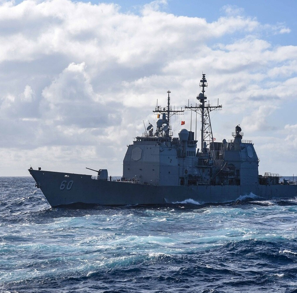अमेरिकेच्या नौदलातील पाणबुडीवर असलेल्या क्रू मेंबरने महिला क्रू मेंबर्सची रेप लिस्ट तयार केली होती. याबाबतची माहिती  Military.com वर एका रिपोर्टमधून समोर आली आहे. फ्रीडम ऑफ इन्फर्मेशन अॅक्ट रिक्वेस्टच्या माध्यमातून ही धक्कादायक माहिती उघड झाली आहे.
