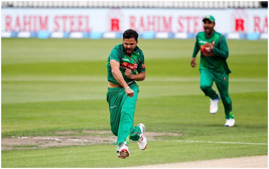 बांगलादेशचा कर्णधार मशरेफ मुर्तजानं थेट भारताच्या कर्णधारालाच संघात घ्यायचं असल्याचं म्हटलं.