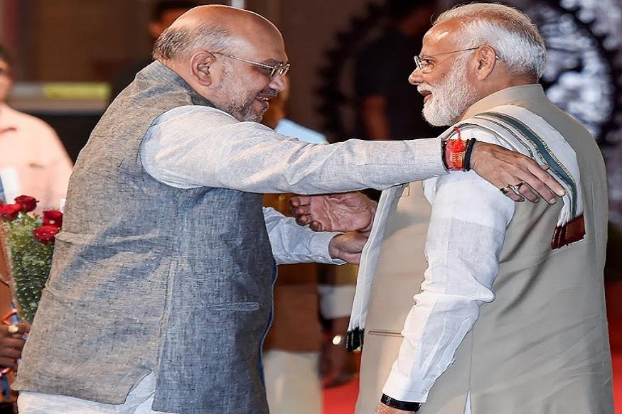2014मध्ये सत्तेत आल्यानंतर नरेंद्र मोदी आणि अमित शाह यांनी सर्वात आधी पक्ष बांधणीवर आपलं लक्ष केंद्रीत केले. त्यामुळं अमित शाह यांनी सर्वात आधी उत्तर प्रदेशला आपलं कार्यक्षेत्र बनवले. त्यानंतर त्य़ांनी त्रिपुरा, पश्चिम बंगाल आणि ओडिशाला आपलं कर्मक्षेत्र बनवलं.