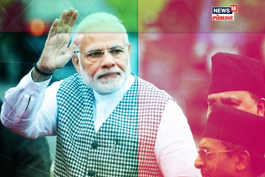 देशात मोदींची हवा कायम, 'India Today'च्या एक्झिट पोलमध्ये NDAला ऐतिहासिक कल