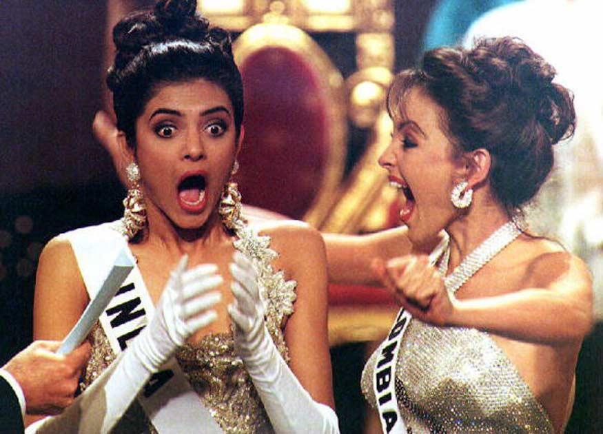 'या' प्रश्नाचं उत्तर देऊन 25 वर्षांपूर्वी सुश्मिता जिंकली होती मिस युनिव्हर्सचा किताब