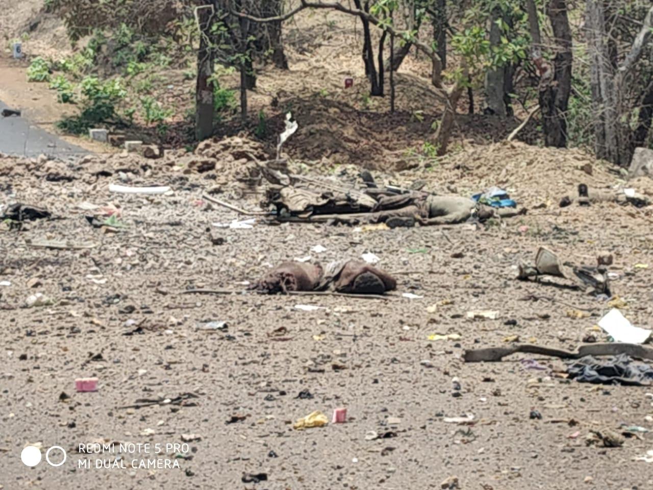 गडचिरोली हल्ला: जवानांचे बलिदान व्यर्थ जाणार नाही- PM मोदी