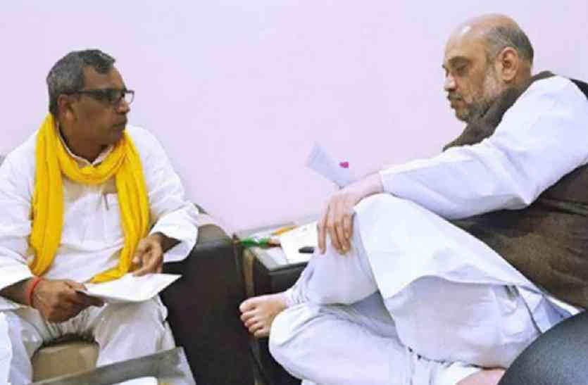 जातीच्या राजकारणाचा वापर कसा करावा, हे अमित शाह जाणतात. त्याचा त्यांनी उत्तम वापर उत्तर प्रदेशमध्ये केला. त्यांनी भारतीय समाज पार्टी आणि त्यांच्या नेत्यांना हाताशी धरले. त्यातील एक नेते म्हणजे ओम प्रकाश राजभर.