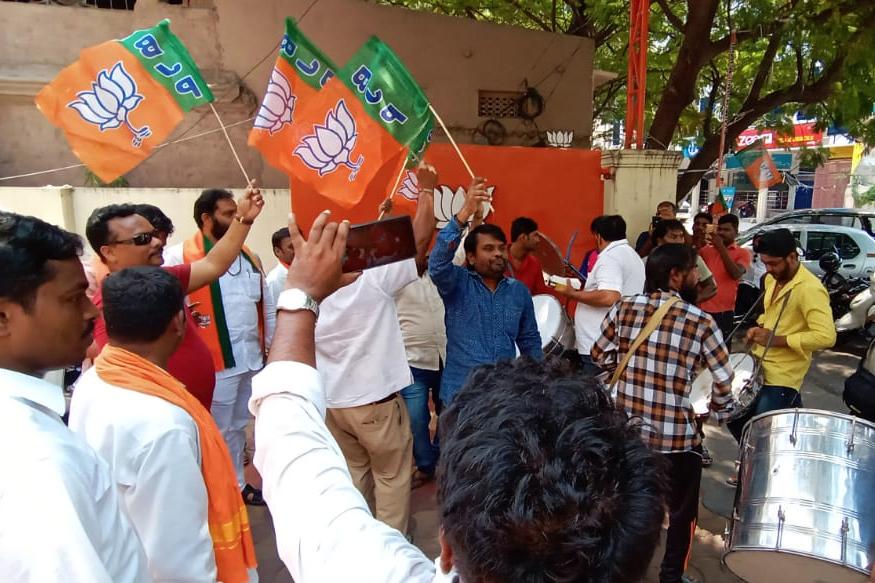 पश्चिम बंगाल विधानसभा जिंकण्यासाठी हा आहे भाजपचा 'मास्टर प्लॅन'