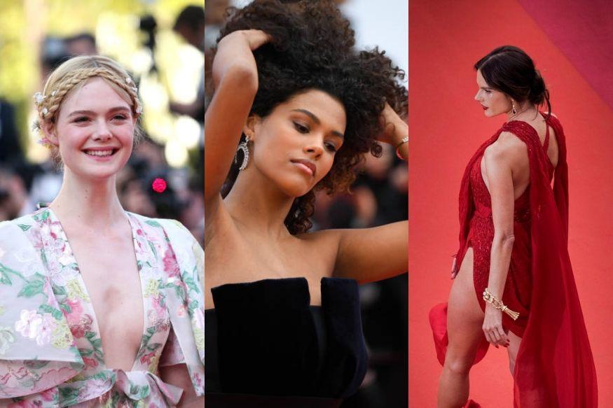 Cannes 2019 - हॉलिवूडच्या या अप्सरांचा दिसला हॉट आणि बोल्ड अवतार