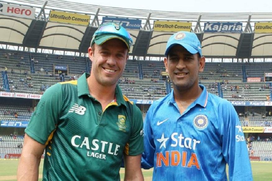 महेंद्रसिंग भारताला 2011 मध्ये विश्वविजेतेपद मिळवून दिले होते. तो यंदाच्या वर्ल्ड कपमध्ये भारताचा सर्वात अनुभवी खेळाडू आहे.  भारत पहिला सामना 5 जूनला दक्षिण आफ्रिकेविरुद्ध खेळणार आहे.