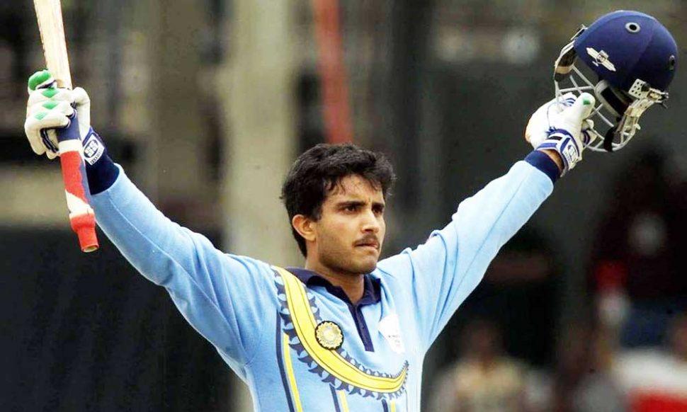 सौरव गांगुलीने कर्णधार म्हणून खेळताना एका वर्ल्ड कपमध्ये तीन शतकं करण्याचा विक्रम केला आहे.
