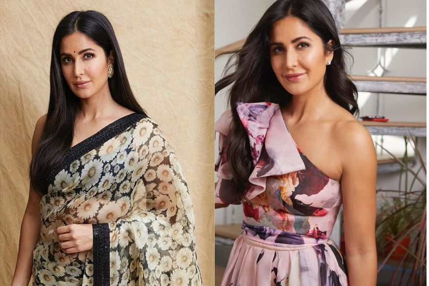 Bharat Dairies- कतरिना कैफचं हे हॉट साडी फॅशन स्टेटमेंट तुम्हीही करू शकता फॉलो