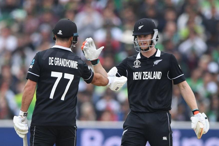 PAK vs NZ : न्यूझीलंडनं पाकला दिले 238 धावांचे आव्हान, जेम्स निशामनं गाजवले मैदान