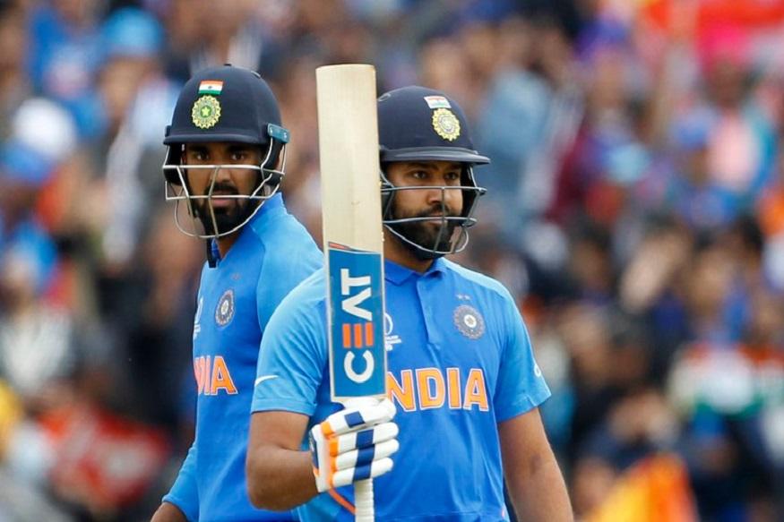 Ind Vs Pak : 25 Overs Highlights : सलामीवीरांची अर्धशतके, रोहित-राहुलची जोडी जमली