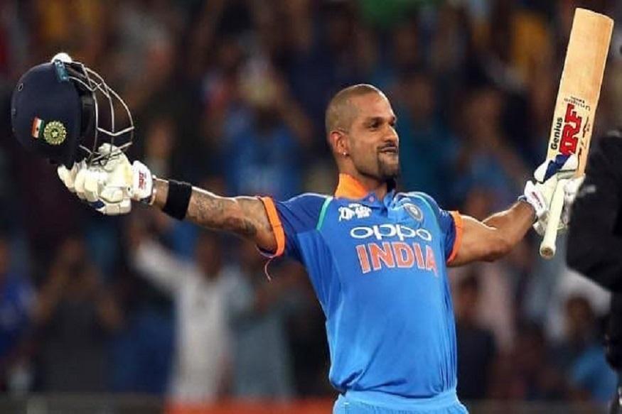 World Cup : भारताला मोठा धक्का, शिखर धवन संपूर्ण स्पर्धेतून बाहेर!