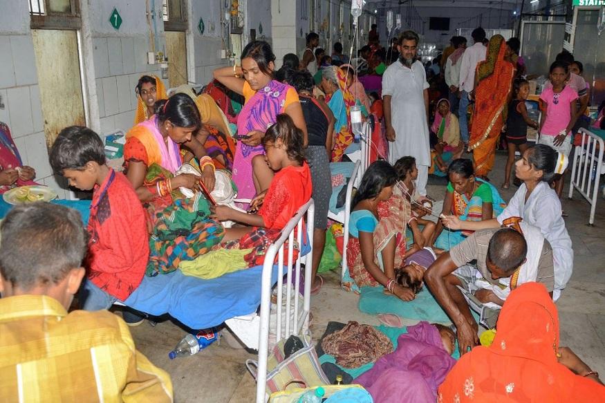 बिहारमध्ये 'चमकी'चं थैमान, मुलांच्या मृत्यूची संख्या 130वर