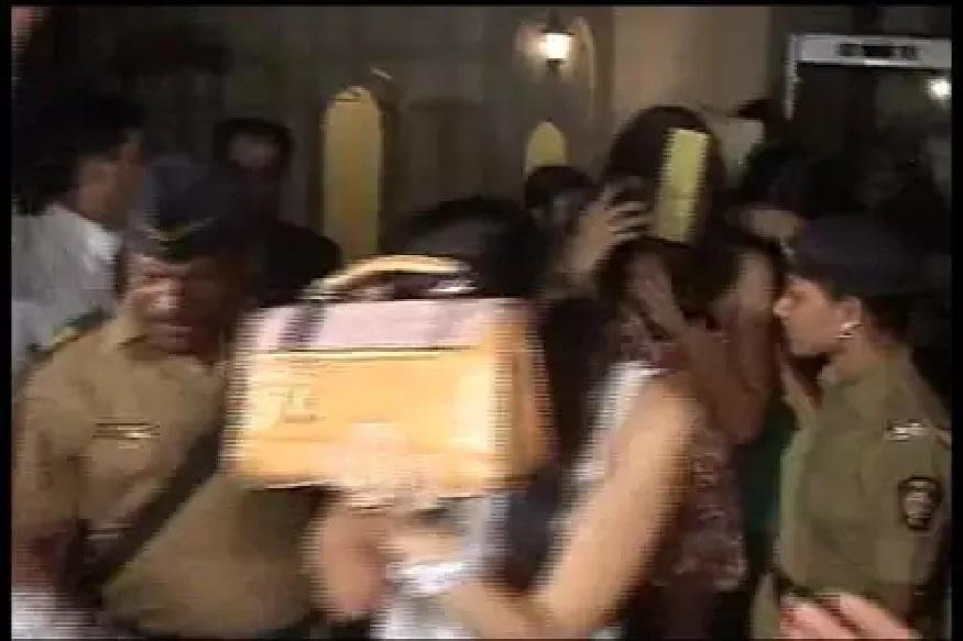 रायगडमध्ये हायप्रोफाईल रेव्ह पार्टी; बॉलिवूड आणि टीव्ही अभिनेत्री ताब्यात! Rave Party   Bollywood Actress   Mumbai Police
