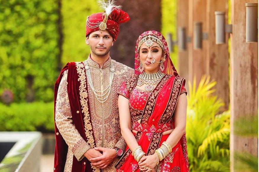 सलमान खानच्या या अभिनेत्रीने गुपचुप केलं लग्न, लग्नाचे फोटो आले समोर
