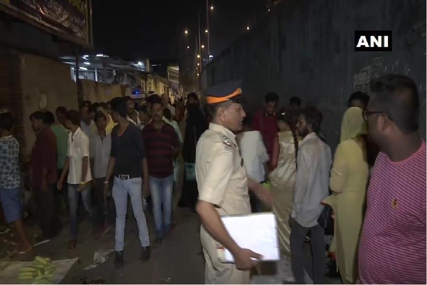 भाजी विक्रेत्याकडून ग्राहकाचा खून; 10 रुपयांच्या वादावरून मुंबईतील घटना! Dadar | Mumbai