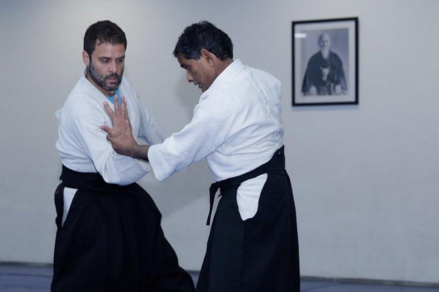 राहुल गांधींच्या फिटनेसचं हे आहे 'सिक्रेट', 49व्या वर्षीही तंदुरुस्त
