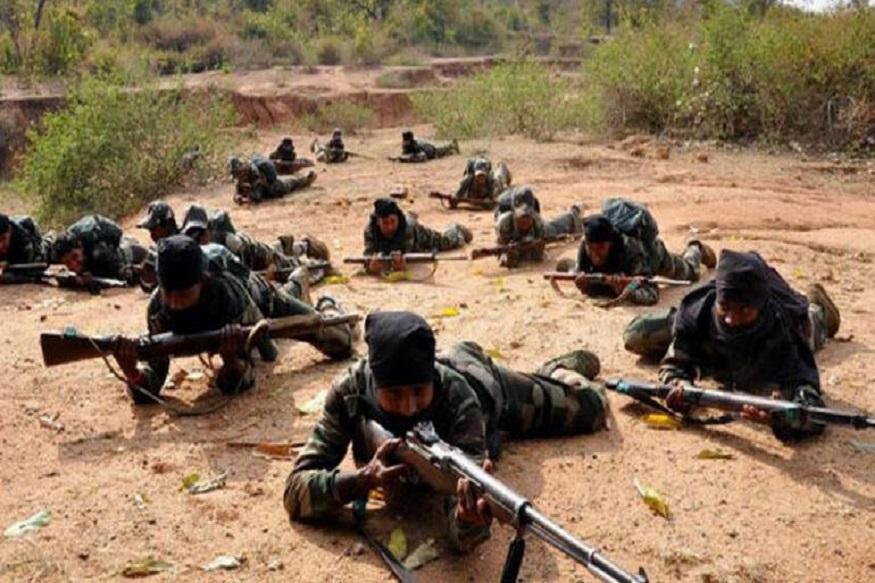 माओवाद्यांचं पाकिस्तानी कनेक्शन, G- 3 बंदुका सापडल्याने खळबळ