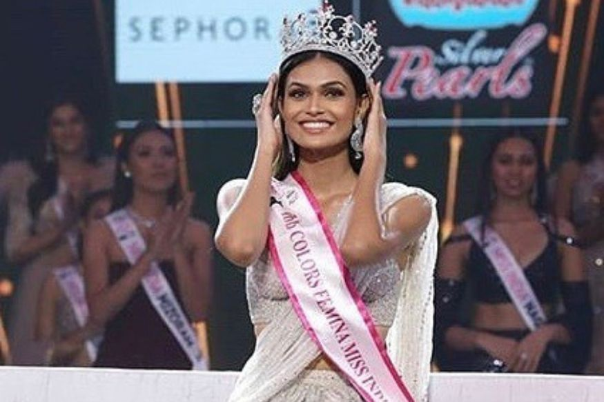 राजस्थानची सुमन राव झाली फेमिना मिस इंडिया 2019