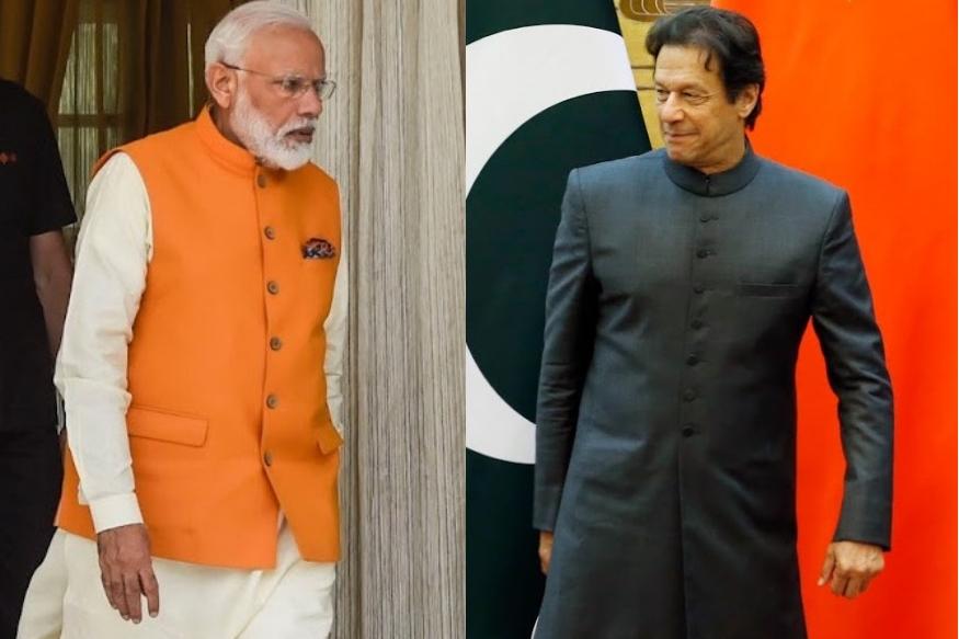 INSIDE STORY नरेंद्र मोदी आणि इम्रान खान समोरासमोर आले आणि...