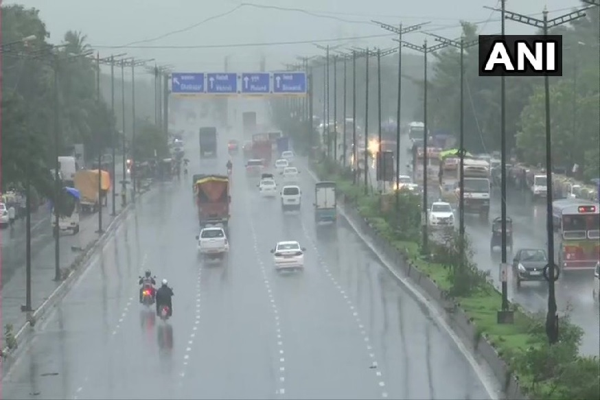 मुंबईत पुढील 24 तास कोसळधार; जाणून घ्या सर्व अपडेट एका क्लिकवर! Mumbai Weather | Mumbai Rains | Rain