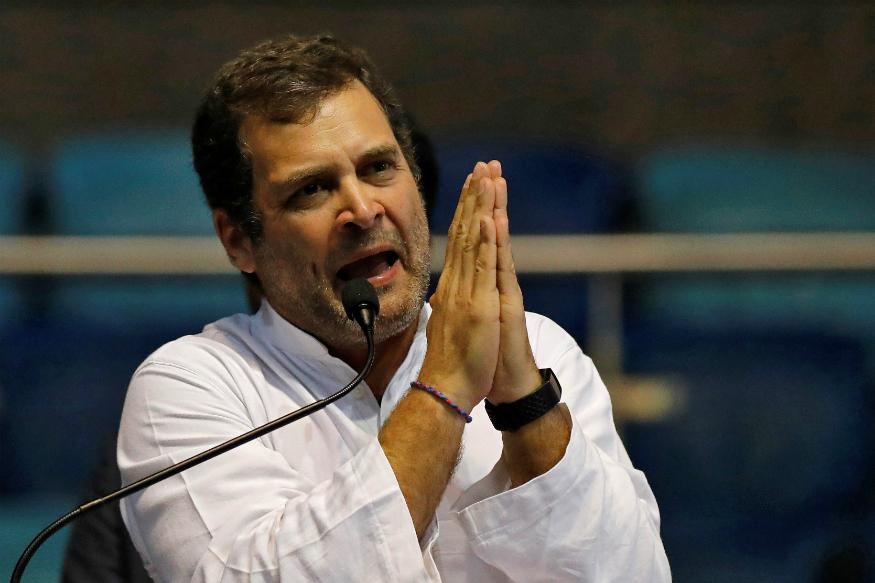 राहुल गांधींना सोडावं लागणार दिल्लीतलं घर?
