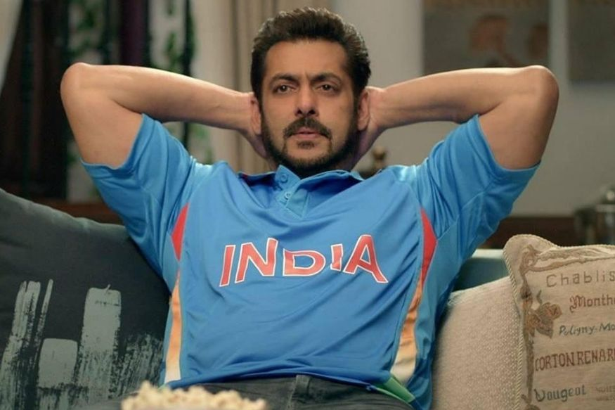 भारताने पाकिस्तानला हरवलं, खूश होतं सलमान खानने केलं हे ट्वीट