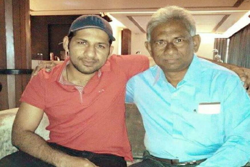 IND vs PAK : सरफराजचे मामू म्हणाले...जितेगा तो भारतही !