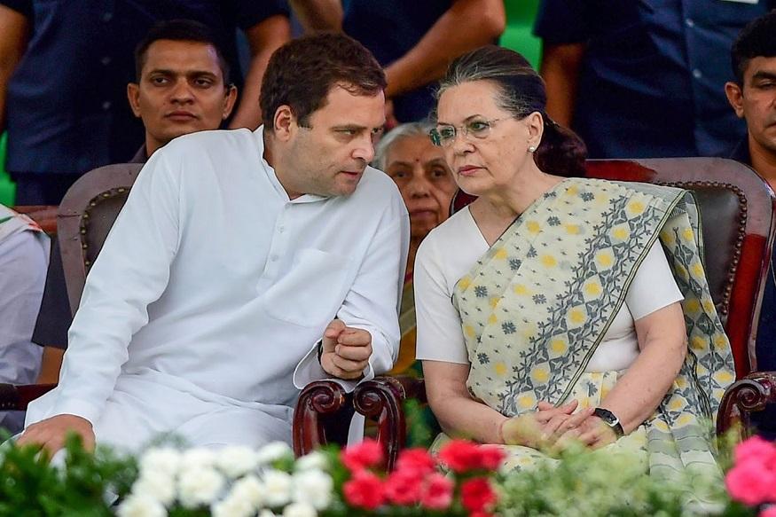 'सोनिया आणि राहुल गांधींना जेलमध्ये केव्हा टाकणार? काँग्रेस नेत्याचा पंतप्रधानांना सवाल