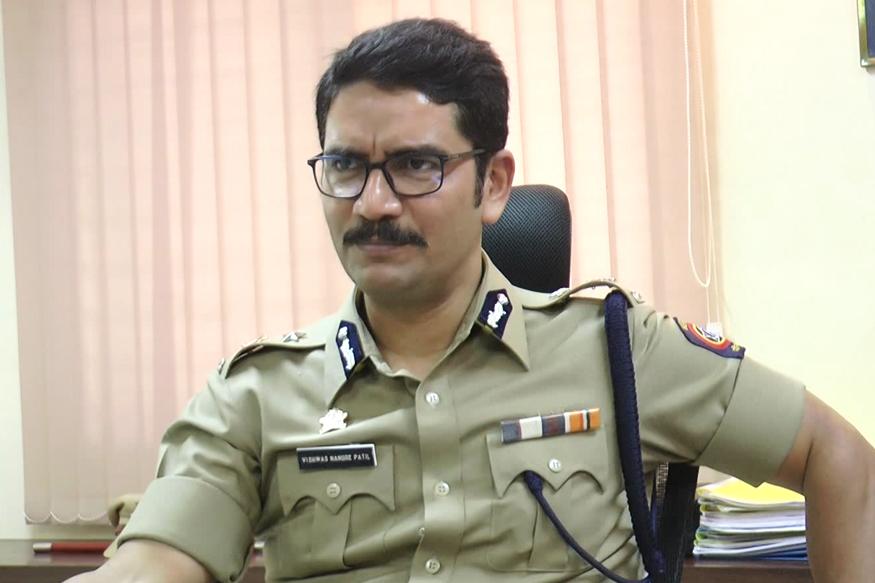 Maratha reservation विरोधात भूमिका घेणाऱ्यांचा विश्वास नांगरे पाटलांवर गंभीर आरोप