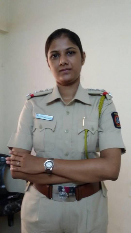 प्रेमा पाटील या केवळ सौंदर्यवती नव्हेत, तर त्या बुद्धीमान पोलीस अधिकारी आहेत.