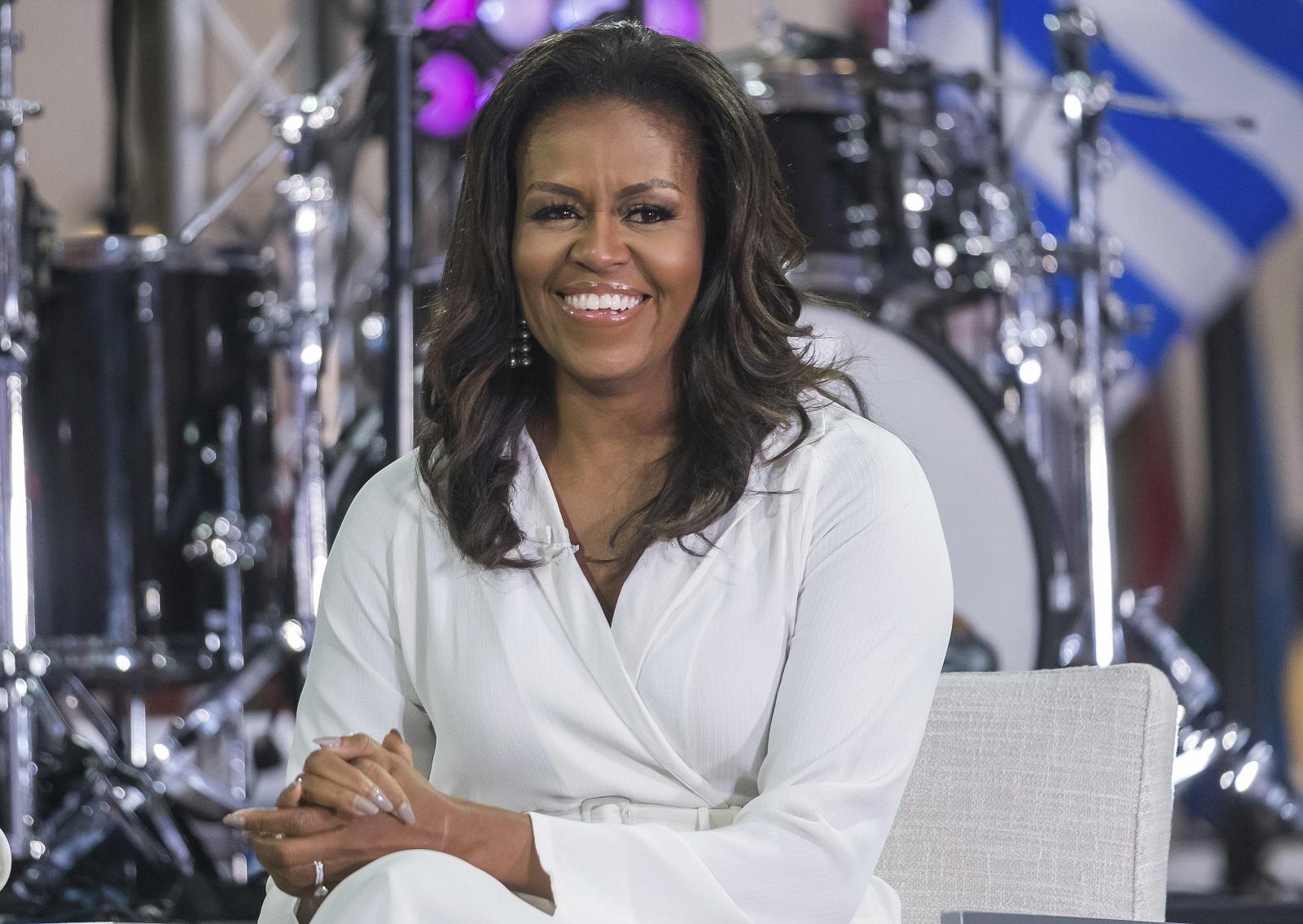 अमेरिकेचे माजी राष्ट्राध्यक्ष बराक ओबामा यांची पत्नी मिशेल ओबामा यांचाही भारतातील प्रभावशाली महिलांच्या यादीत समावेश आहे. त्यांचा स्कोअर 5.53 % आहे.