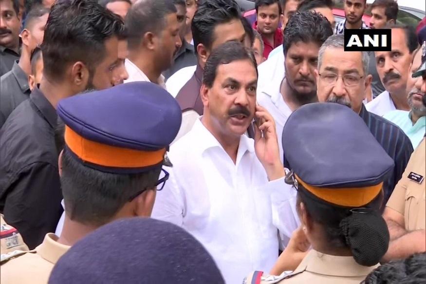 कर्नाटकमध्ये राजकीय भूकंप तर मुंबईत नाट्य, बंडखोर आमदार 'सोफिटेल'मध्ये
