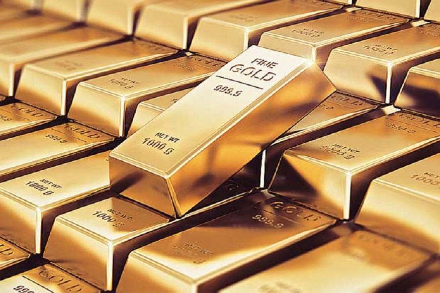 आंतरराष्ट्रीय स्तरावर न्यूयाॅर्कमध्ये सोनं 1,425.40 डॉलर प्रति औंस झालंय तर चांदी 16.58 डॉलर प्रति औंस झालीय.