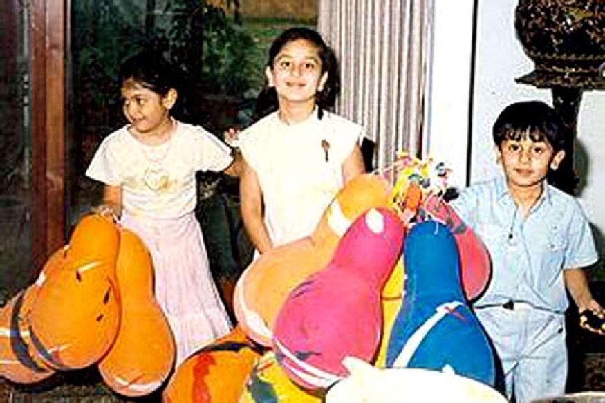 Celebrity Childhood : तुमच्या लाडक्या कलाकारांचे लहानपणचे फोटो ओळखता येतायत का?