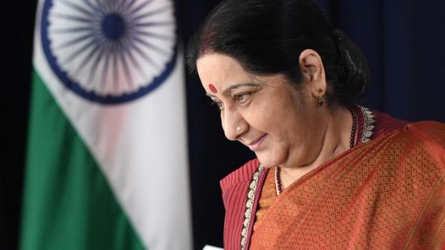 भारताच्या माजी परराष्ट्रमंत्री सुषमा स्वराज या यादीत चौथ्या क्रमांकावर आहेत. त्यांचा स्कोअर 7.13 % आहे.