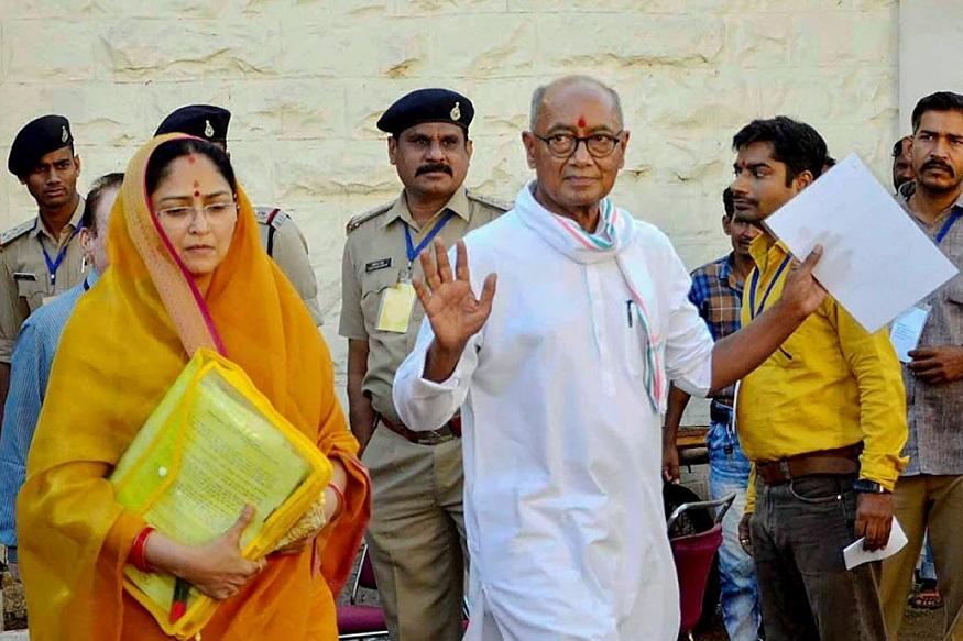कर्नाटकातल्या 'राजीनामा नाट्या'वर दिग्विजय सिंहांचा गौप्यस्फोट