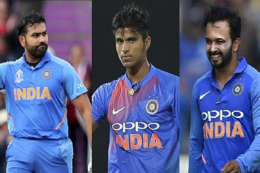 INDvsWI : विंडीज दौऱ्यावर या 3 खेळाडूंची निवड धक्कादायक?