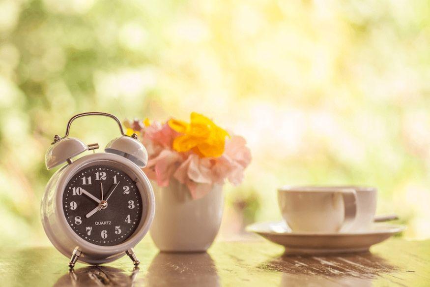 'या' सोप्या उपायांनी करा तुमच्या दिवसाची सुंदर सुरुवात