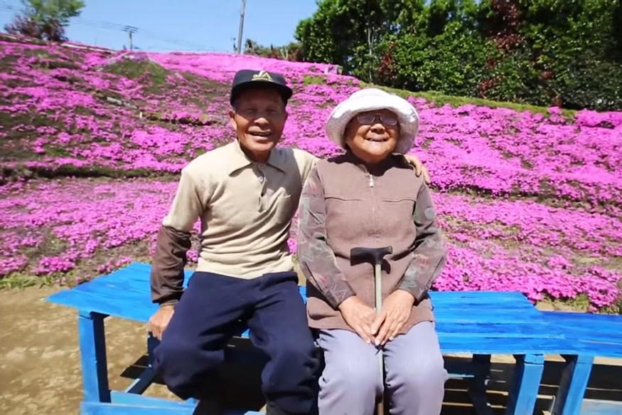 मिस्टर कुरोकी यांना पूर्ण बाग तयार करण्यासाठी जवळपास दोन वर्ष लागली. शेवटी त्यांनी आपल्या पत्नीच्या चेहऱ्यावर आनंद परत आणला. मिस्टर कुरोकी यांची बाग ही पर्यटनाचं मुख्य ठिकाण झालं. जेव्हा फुलांच्या बहराचा काळ असतो तेव्हा तिथे जवळपास 7 हजार लोक फूलांची बाग पाहायला येतात आणि त्यांची प्रेम कहाणी ऐकून मंत्रमुग्ध होतात. (छाया सौजन्य- यूट्यूब)