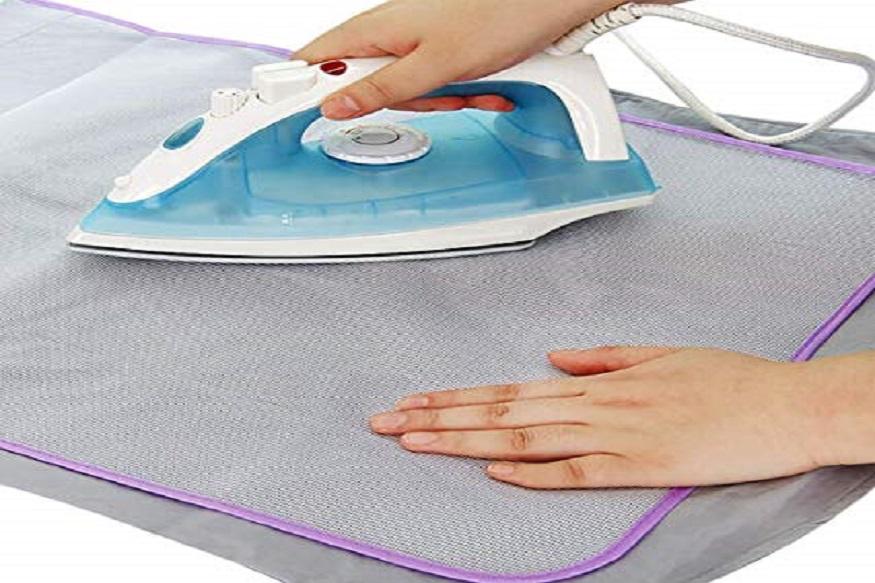 कपडे लवकर वाळावेत म्हणून काही जण त्यावरून गरम इस्त्री फिरवतात. पण हा उपाय धोकादायक आहे. यातून कपडे खराब होऊ शकतात आणि शॉक बसू शकतो.