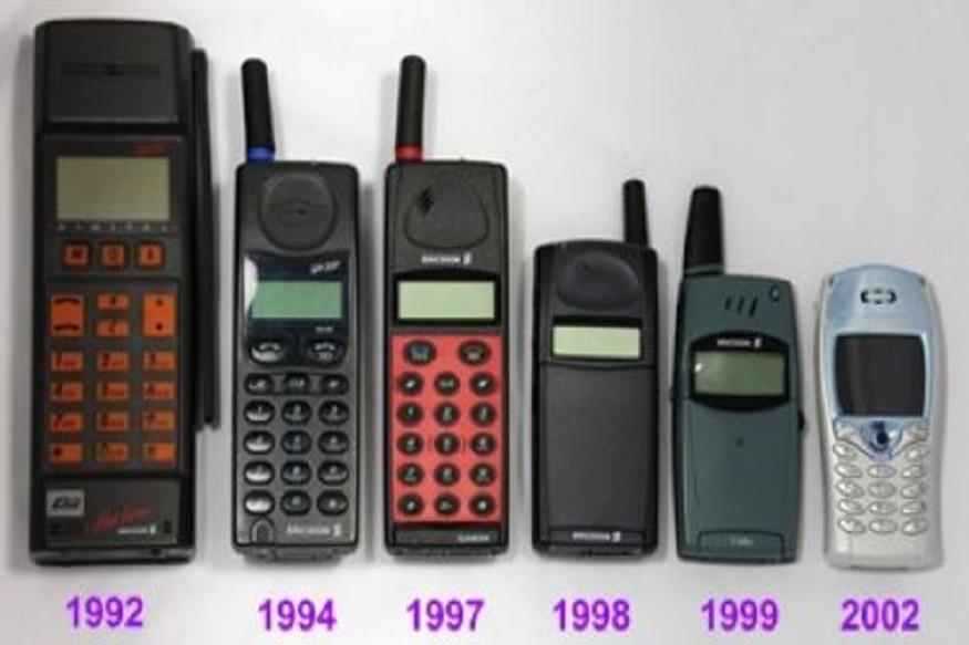 बरोबर 24 वर्षांपूर्वी देशात झाला पहिला मोबाइल कॉल, काय बोलणं झालं या कॉलमध्ये?