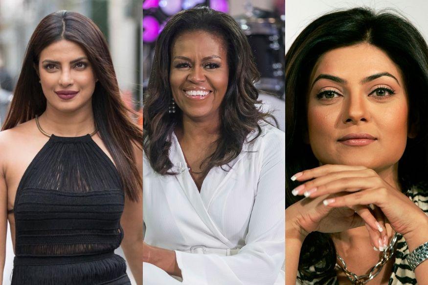 सामान्यपणे भारतातील प्रभवाशाली महिलांच्या यादीत बॉलिवूड अभिनेत्रींचा समावेश होतो. मात्र यावेळी काहीसं वेगळं चित्र आहे. यावेळी भारतातील राजकीय, क्रिडा तसेच विदेशातील महिलांनी बॉलिवूडच्या सौंदर्यवतींना मागे टाकत भारतातील टॉप 10 प्रभावशाली महिलांच्या यादीत स्थान पटकावलं आहे.
