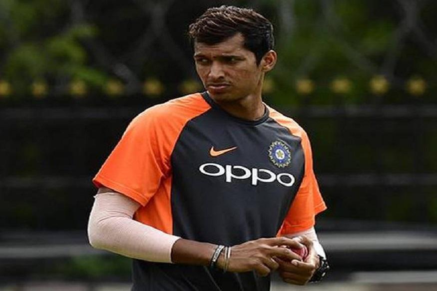 वेस्ट इंडिज विरोधात होणाऱ्या टी-20 आणि एकदिवसीय मालिकेत सैनी भारताचे नेतृत्व करणार आहे.