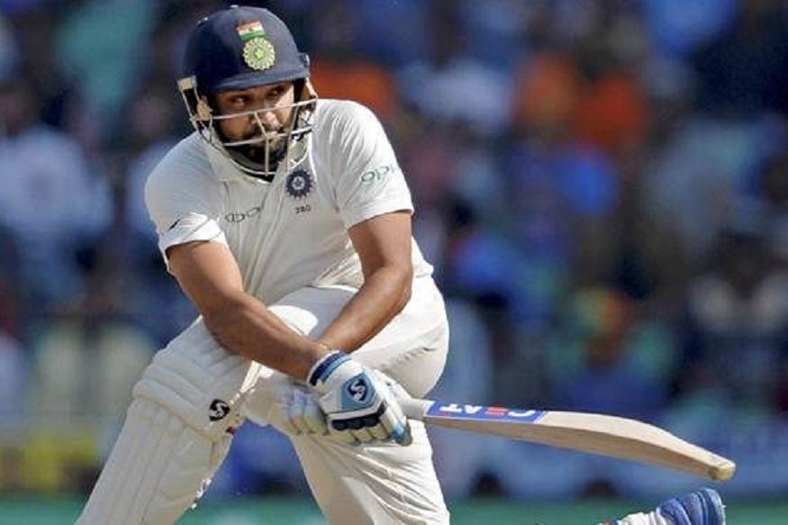 वेस्ट इंडीज दौऱ्यात सर्वात धक्कादायक निवड कसोटी संघात रोहित शर्माची असल्याची चर्चा होत आहे. रोहित शर्माची एकदिवसीय क्रिकेटमधील कामगिरी जबरदस्त असली तरी 47 डावात आशियाबाहेर फक्त 3 वेळा अर्धशतक करू शकला आहे. रोहित मर्यादित षटकांत जशी कामगिरी करतो तशी कसोटीत करू शकत नाही. तसेच एकदिवसीय क्रिकेटमध्ये सलामीला खेळणारा रोहित कसोटीत मधल्या फळीत खेळतो.