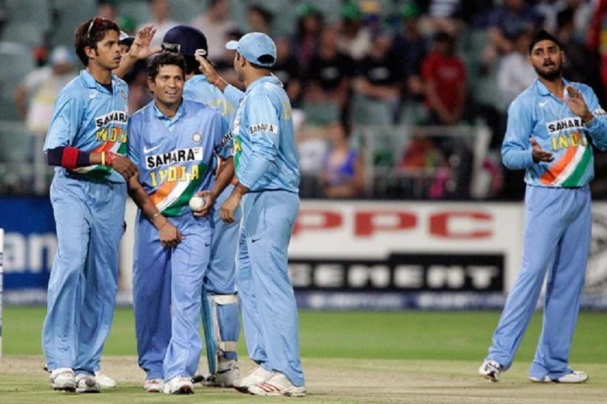 भारताने पहिला आंतरराष्ट्रीय टी 20 सामना 2006 मध्ये दक्षिण आफ्रिकेविरुद्ध खेळला होता. यात 6 विकेटनं विजय मिळवला होता. धोनी शून्यावर तर दिनेश कार्तिक 31 धावांवर नाबाद राहिला होता. त्यानंतर भारताने आतापर्यंत 115 सामने खेळले असून 71 वेळा विजय मिळवला आहे. 41 सामन्यात पराभव झाला असून 3 सामने अनिर्णित राहिले आहेत. यामध्ये काही खेळाडू असे आहेत ज्यांचा पहिला टी20 सामना अखेरचा टी20 सामना ठरला.
