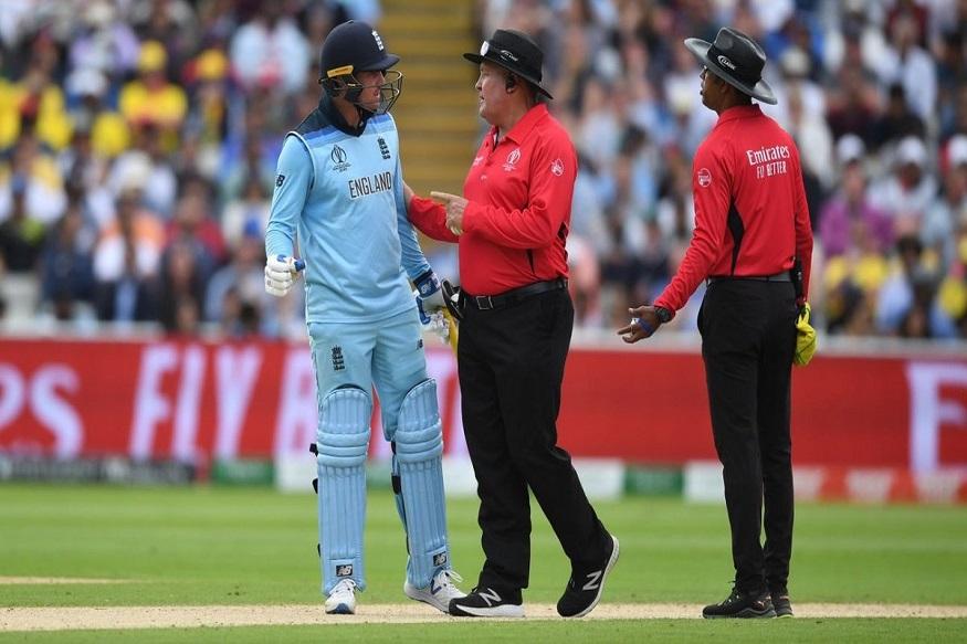 World Cup : फायनलआधी इंग्लंडला धक्का, मुख्य खेळाडूवर आयसीसी घालणार बंदी?