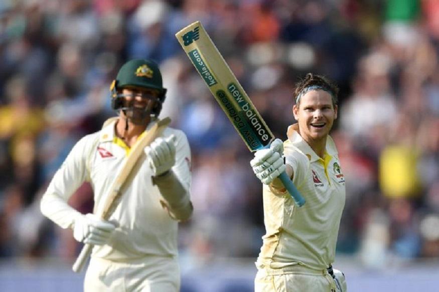 इंग्लंडमध्ये सुरु असलेल्या अॅशेस मालिकेत ऑस्ट्रेलियाचा माजी कर्णधार स्टीव्ह स्मिथने 16 महिन्यांनी कसोटीत पुनरागमन केलं. त्याने 144 धावांची तडाखेबाज शतकी खेळी करून ऑस्ट्रेलियाचा डाव सावरला.